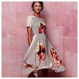 Anthropologie Corey Lynn Calter Floral Dress